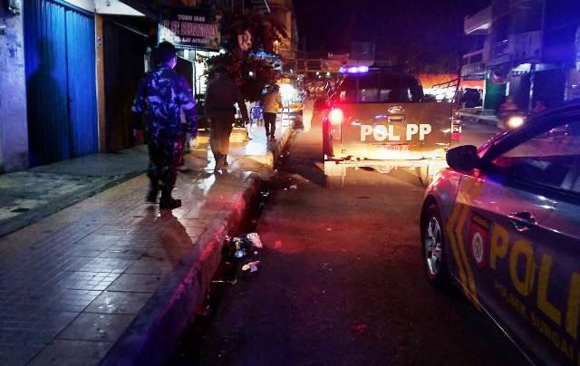 Photo of Giat Patroli Gabungan Pembatasan Jam Malam Kota Sungai Penuh