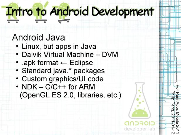 2011-01-12 Intro to Android Development 006