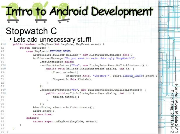 2011-01-12 Intro to Android Development 022