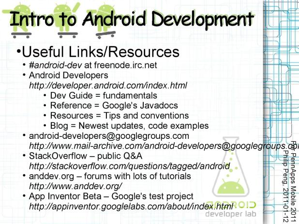 2011-01-12 Intro to Android Development 031