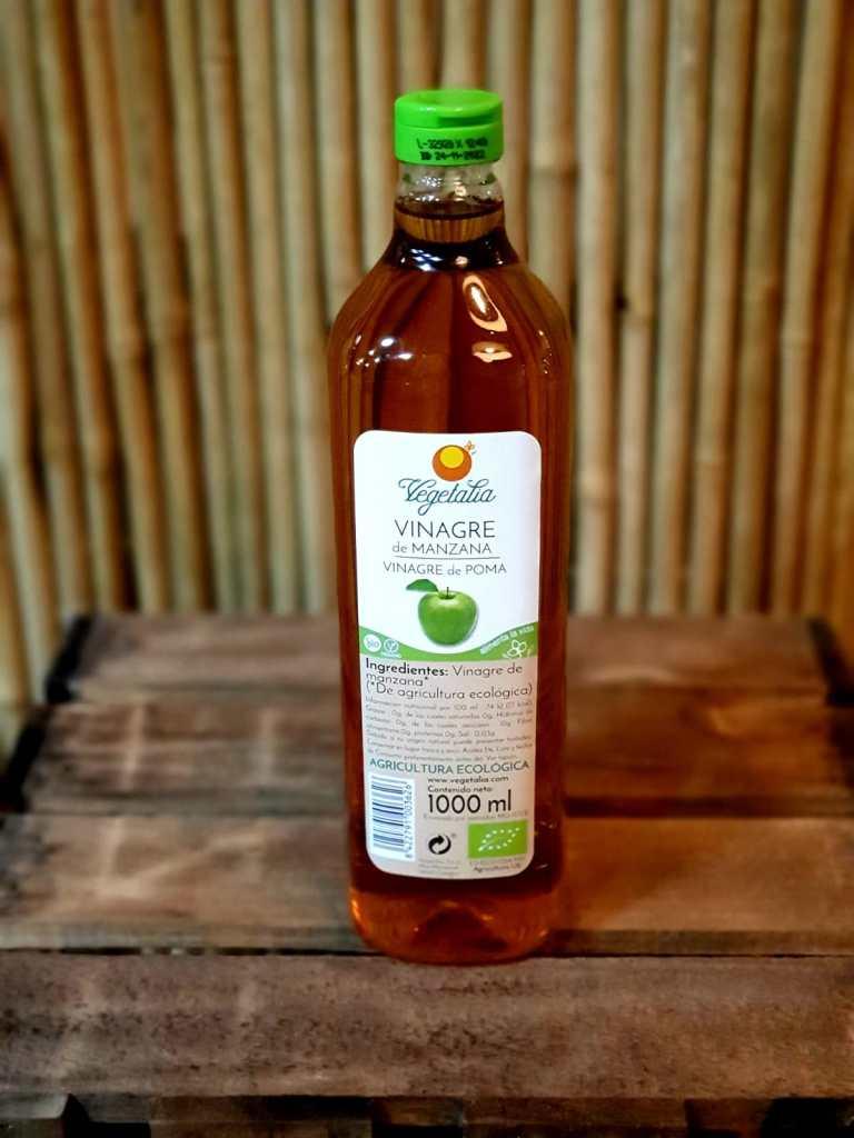 Vinagre de manzana Vegetalia
