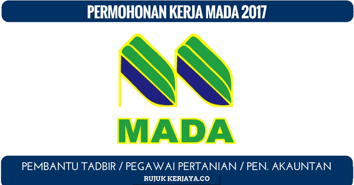 MADA (Lembaga Kemajuan Pertanian Muda)