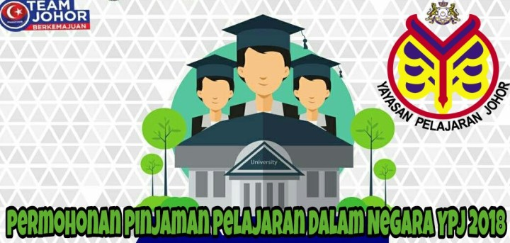 Permohonan Pinjaman Pelajaran Dalam Negara YPJ 2018