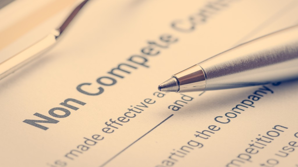 non compete agreement wisconsin