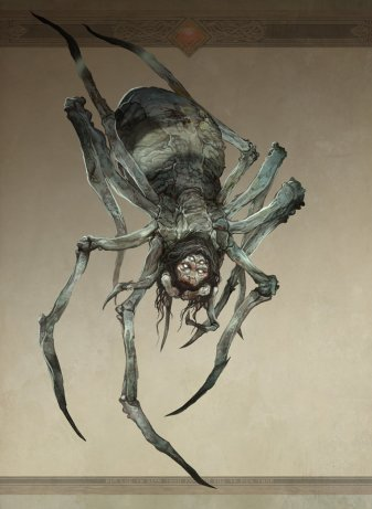 great_spider_of_mirkwood_by_jonhodgson-d45g15d