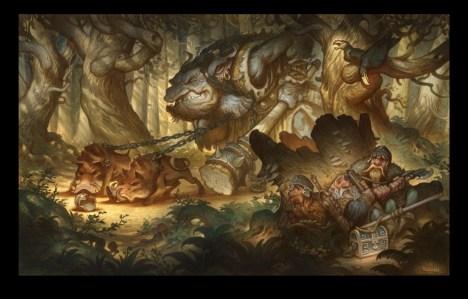 justin-gerard forest troll v1x4b-e