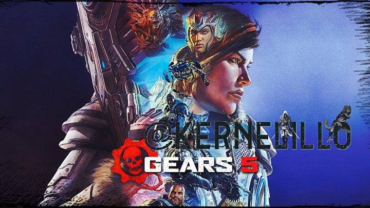 Gears 5 refrescada y con nuevas ideas