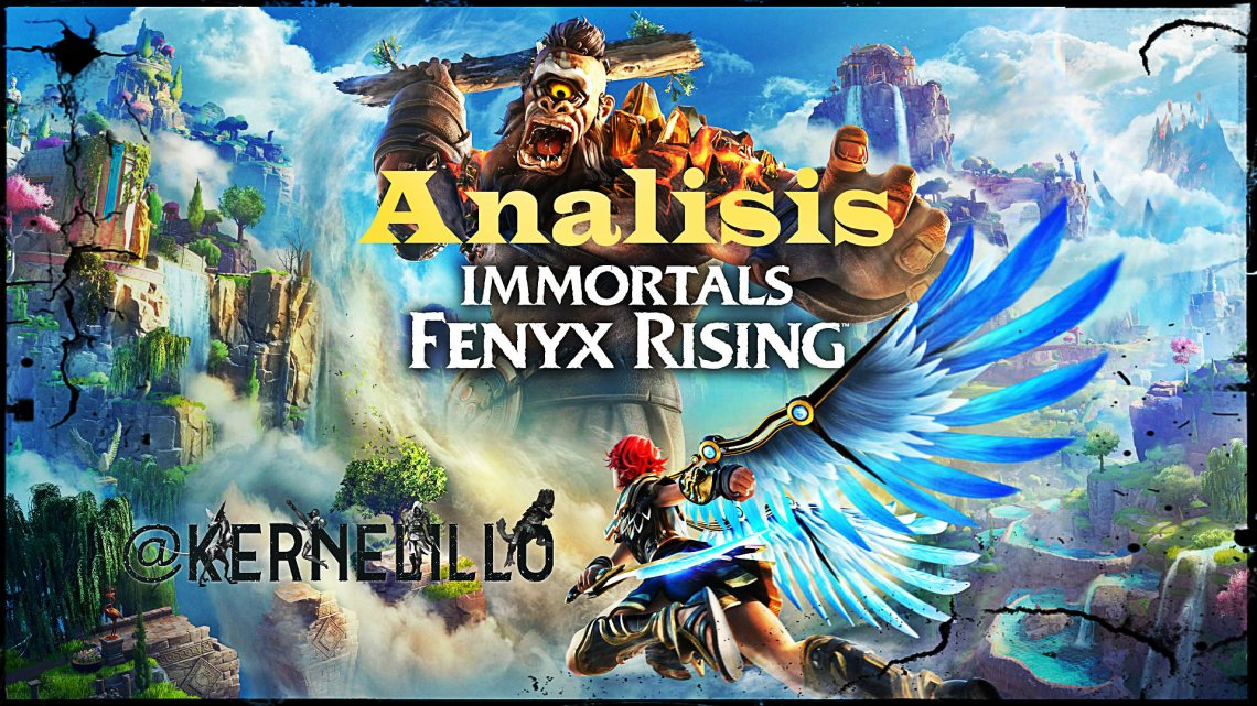 Analisis de Immortals Fenyx Rising