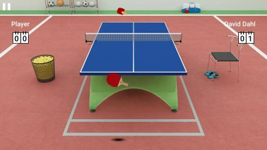 Virtual Table Tennis Screenshot HD Kernel Kethup 1