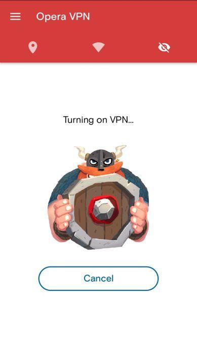 Opera VPN Screenshot HD Kernel Ketchup
