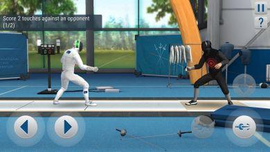FIE Swordplay Gameplay HD Screenshot 2