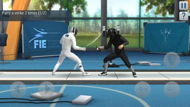 FIE Swordplay Gameplay HD Screenshot 4