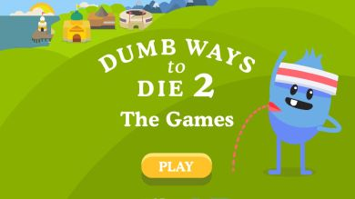 Dumb Ways to Die 2 The Games Screenshot 1