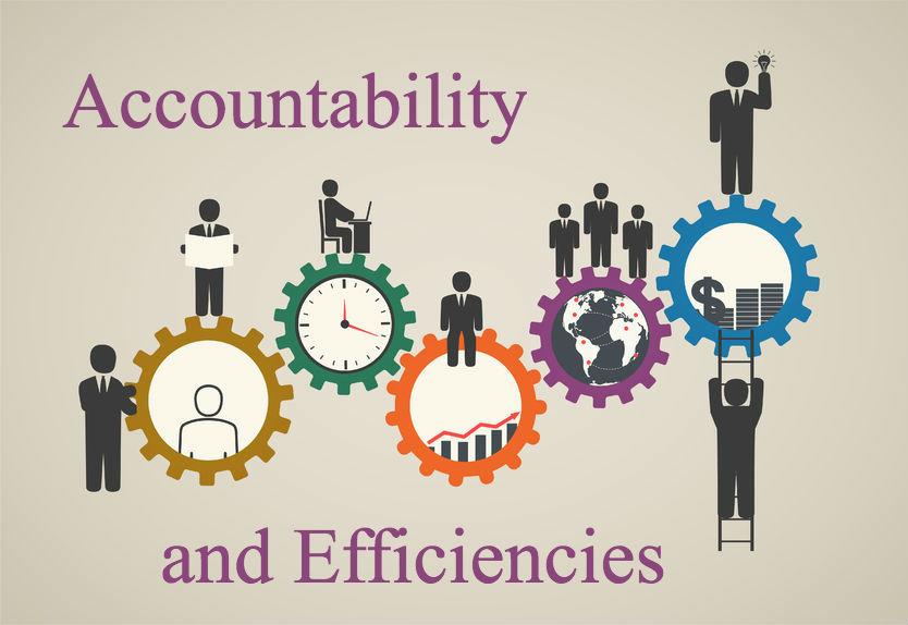 accountability and efficiencies 2018 summer report kernell education