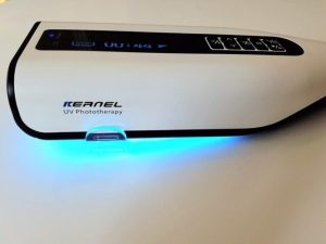 light therapy for eczema