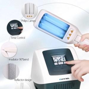 UVA1 Phototherapy Lamp