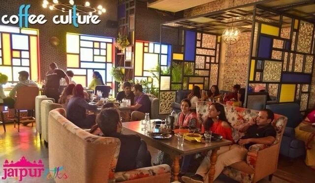 Coffee Culture, Malviya Nagar, Jaipur