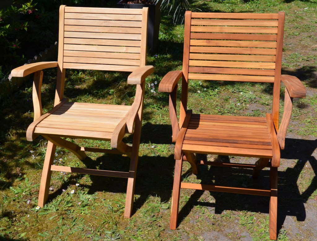 teak chairs kernig krafts