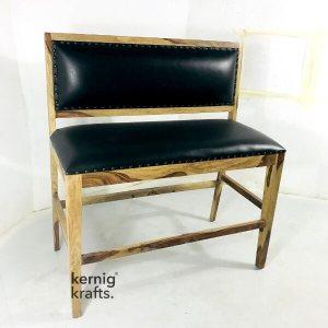 BENC56961 Bar Sitting Upholestry High Bench