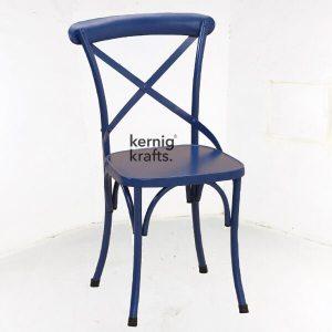 CHAM09186 Cross Back Classic Fresh Design Chair
