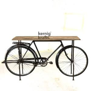 SDBB60446 Hero Cycle Wooden Top Serving Counter