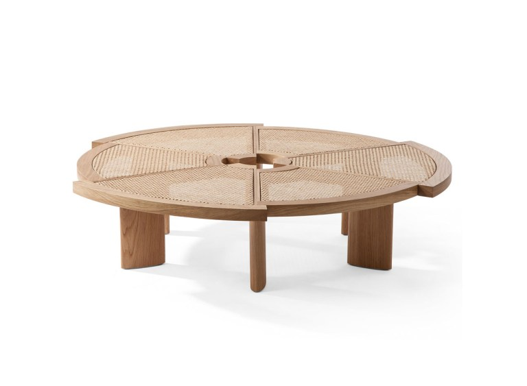 CHAPLINS CASSINA RIO COFFEE TABLE 5 1