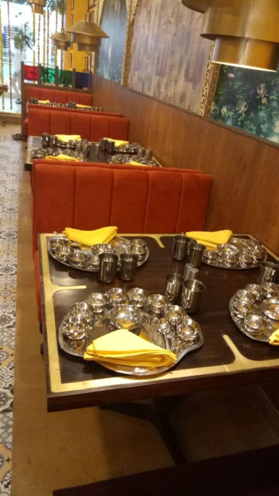 Manbhavan Premium Thali DLF Phase 3 Delhi 1