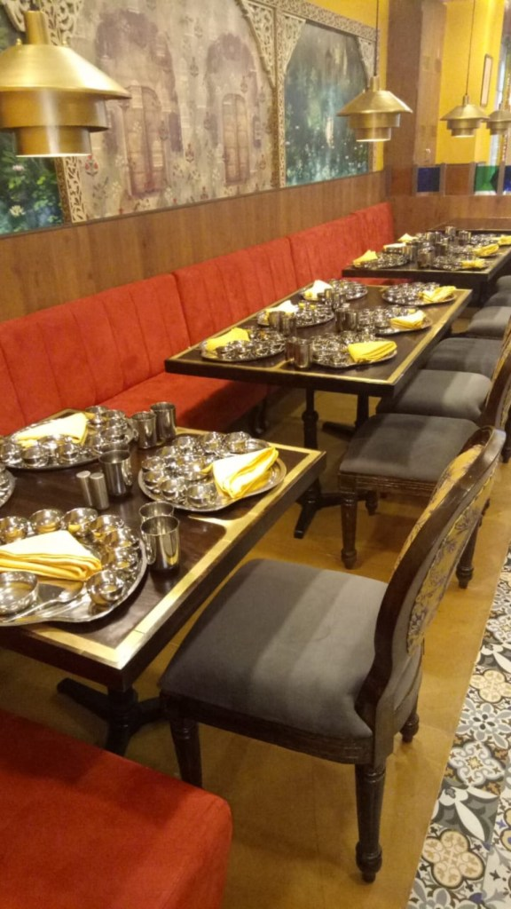 Manbhavan Premium Thali DLF Phase 3 Delhi 2