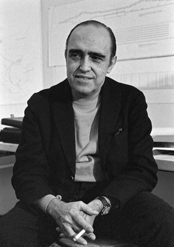 Oscar Niemeyer 1968 kernig krafts