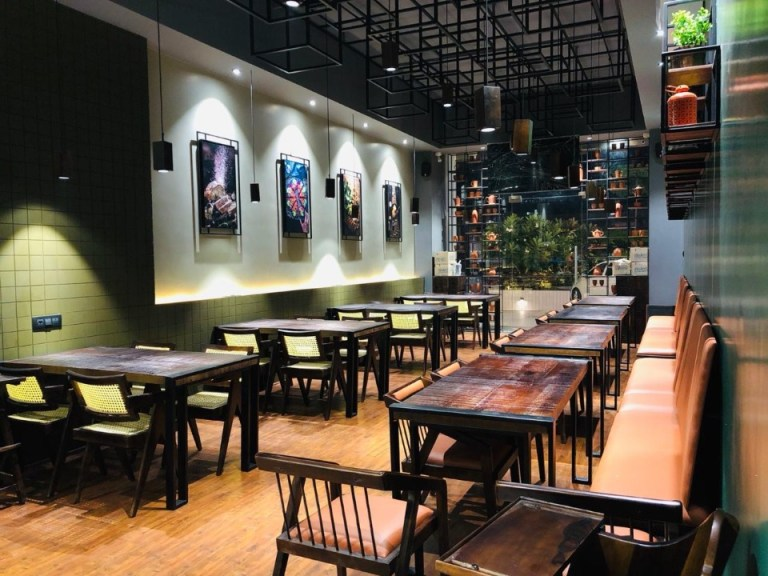 The Green Kitchen Luxuria Piplod Surat 4