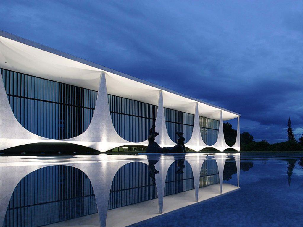 Brasília oscar niemeyer Kernig krafts