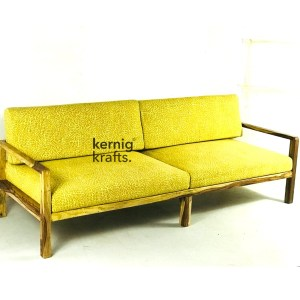SOFA26048 Contemporary Design Two Seater Sofa For Home Usage
