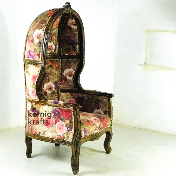SOFA67322 Buckingham Palace English Cave Chair