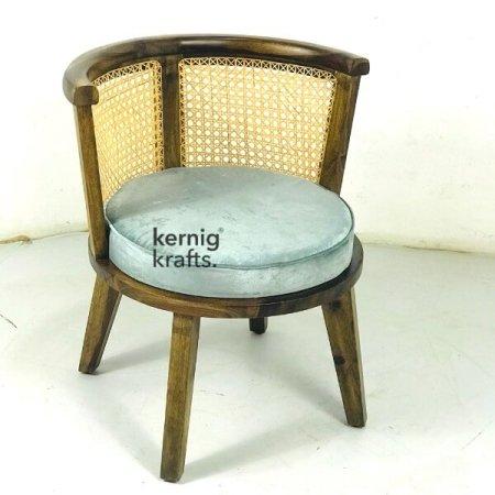 Rosewood Restaurant Cafe Chair  Bamboo wicker kernig krafts