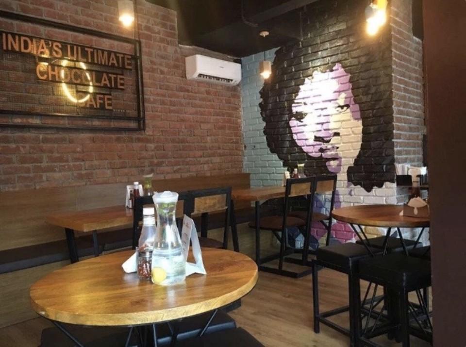 The Chocolate Room Mumbai 1