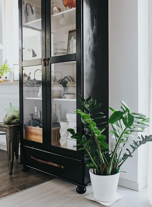 House Plant - wooden Planter- customised planters - Kernig krafts