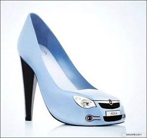Acura shoe