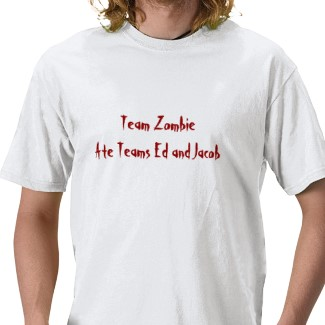 Team Zombie Ate Teams Ed and Jacob