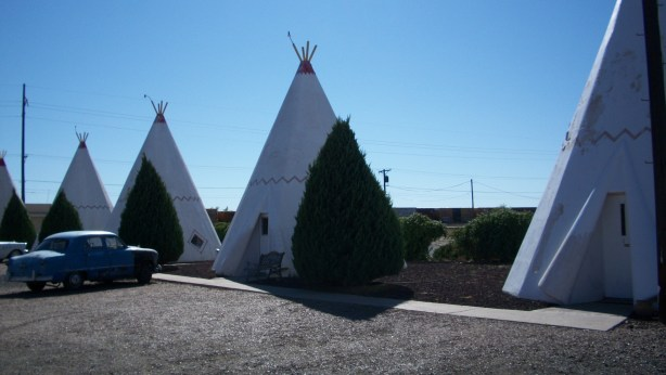 Wigwam Motel Route 66 Arizona