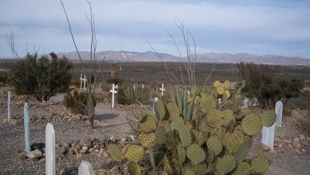 Gravestones in Tombstones.