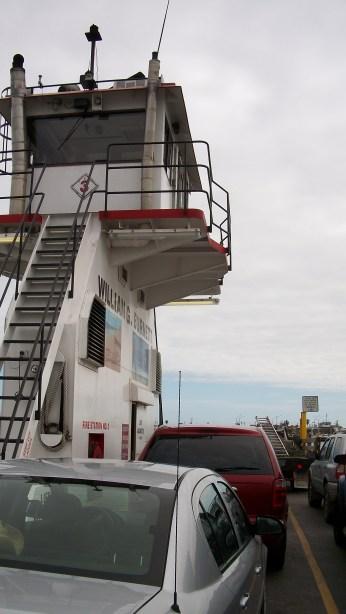 Ferry to Port Aransas
