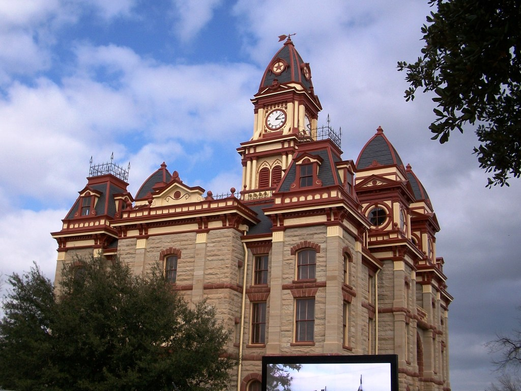 Lockhart, Texas, Courthouse