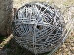 The Largest Ball of Barbed Wire.