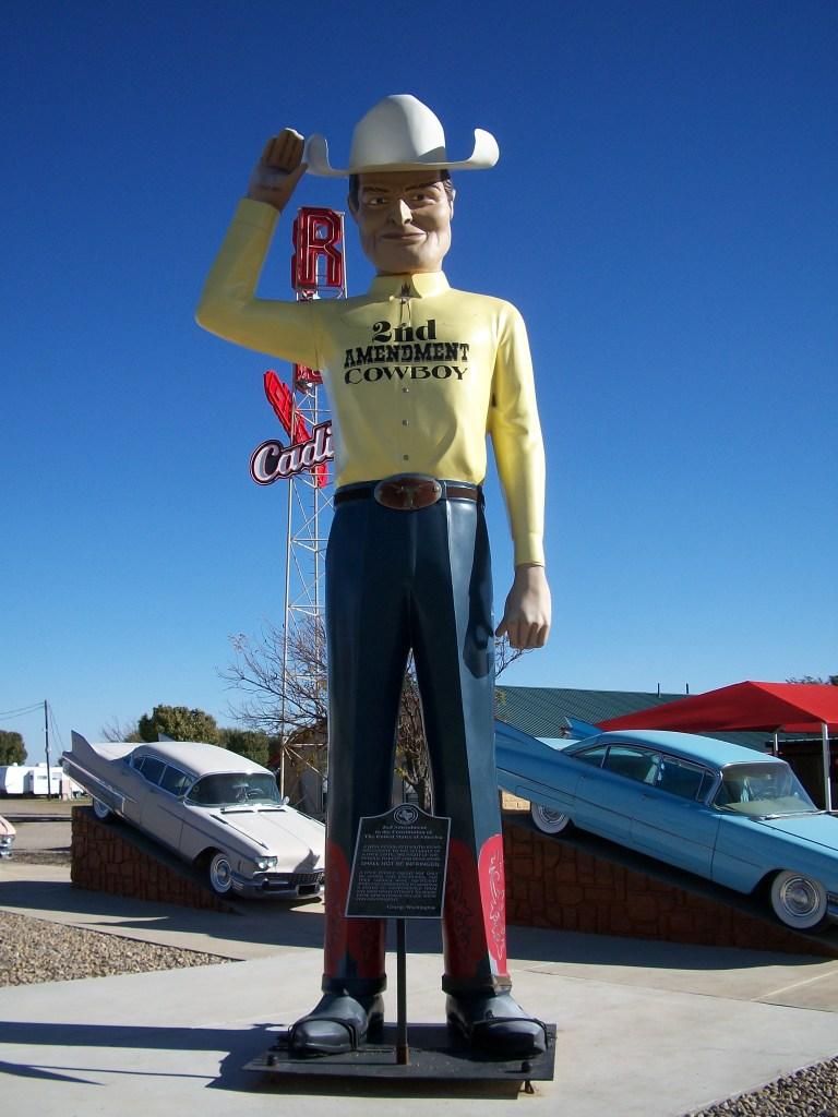 Second Amendment Cowboy.