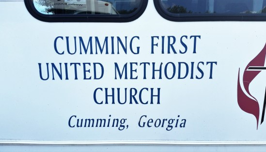 Cumming First, in Cumming, Georgia