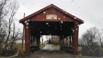 Covered Bridge near Piqua, Ohio