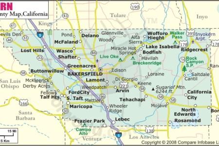 map of bakersfield ca area » ..:: Edi Maps ::.. | Full HD Maps