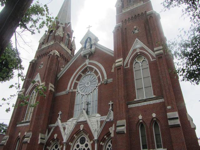 St. Joseph Catholic Church – Campus Assessment