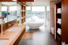 kerr construction design portfolio - bathrooms
