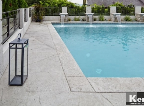 Custom north shore home portfolio kerr construction and for Pool design vancouver